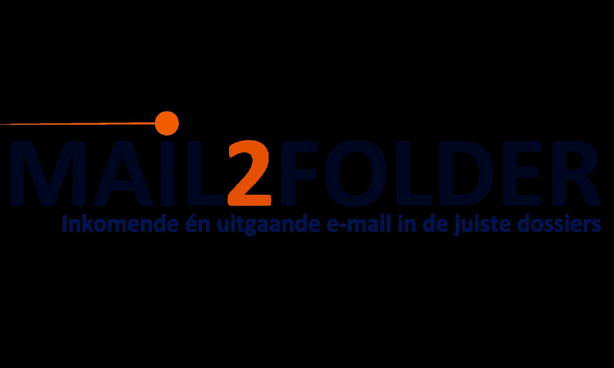 Outlook Add-In Mail2Folder